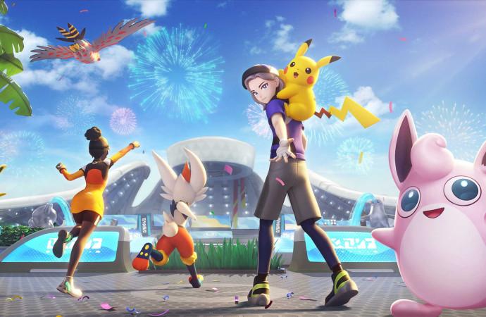 Pokemon Unite: Обзор