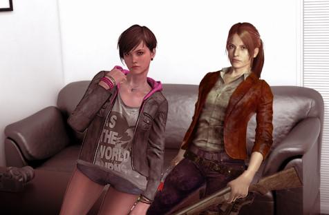 Resident Evil: Revelations2. Диванная обитель