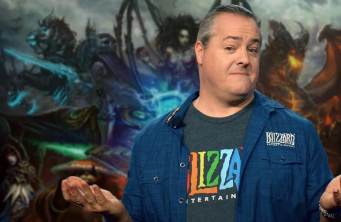 Новый сезон Apex Legends, глава Blizzard уволился, планы Take-Two, игры— «духовный опиум»…