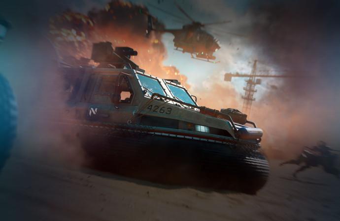 Перемены вHumankind, бета Age ofEmpires IV, запросы Battlefield 2042, будущее игр Blizzard…