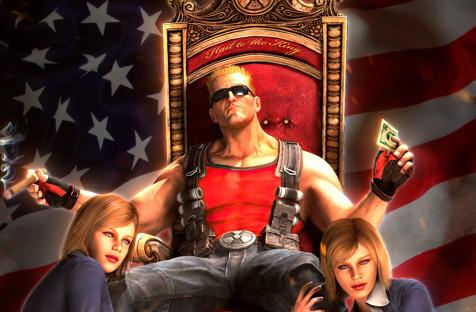Duke Nukem Forever спустя 10 лет