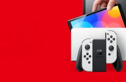 Поиграли наNintendo Switch OLED