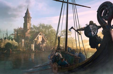 Интерактивный тур вAssassin's Creed Valhalla: увлекательно ипознавательно
