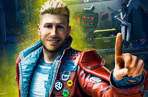 Marvel's Guardians of the Galaxy: Мстители сосатб