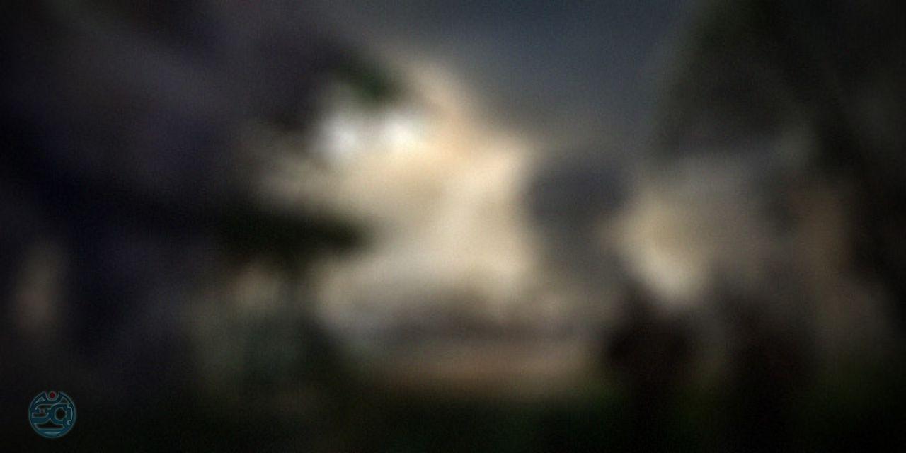Как фотоаппарате сделать фон мутный