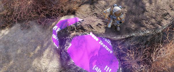 Fallout 76 - когда увидел текстуры