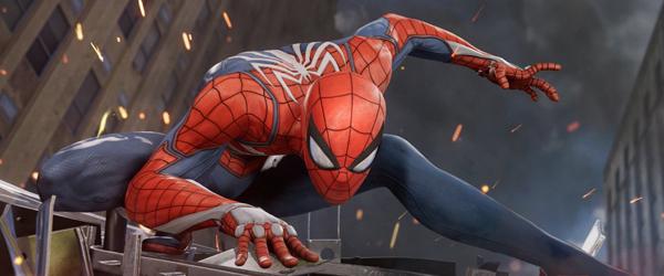 Питер Паркер - Marvel's Spider-Man