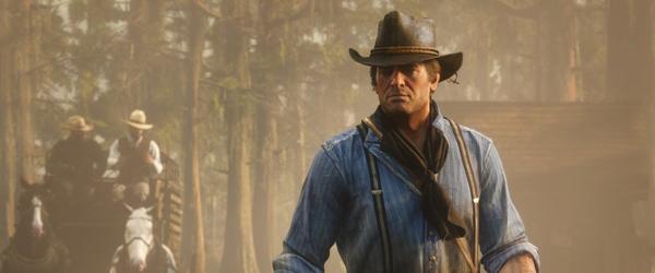 Артур Морган - Red Dead Redemption 2