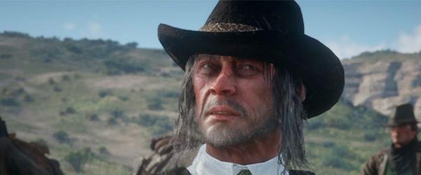 Кольм О`Дрисколл - Red Dead Redemption 2