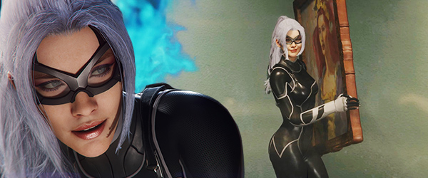 Чёрная кошка - Marvel's Spider-Man