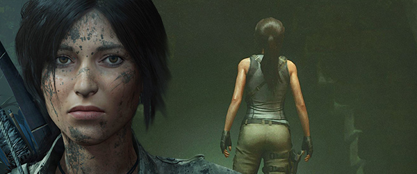 Лара Крофт - Shadow of the Tomb Raider