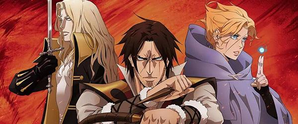 Castlevania (аниме)
