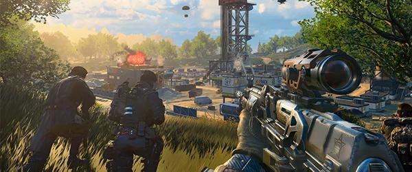Отсутствие одиночной кампании (Call of Duty: Black Ops 4)