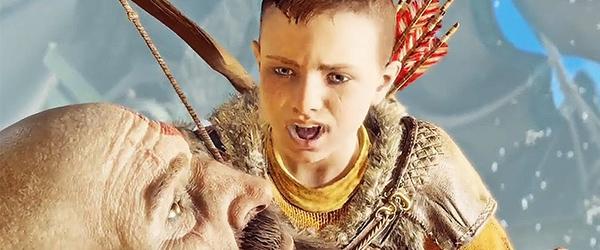 """СЫН!"" вместо ""BOY!"" (God of War)"