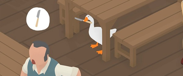 Гусь (Untitled Goose Game)