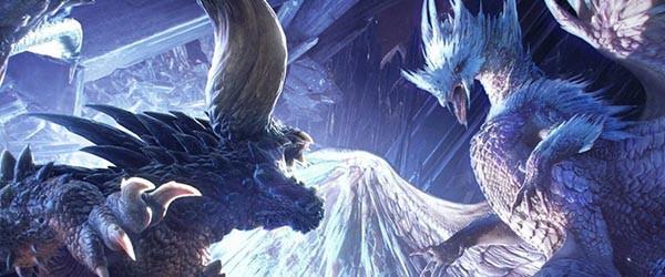 Monster Hunter: World — Iceborn