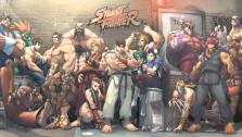Бой со Street Fighter II