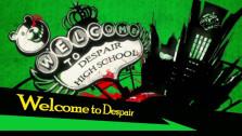 Danganronpa — Trigger Happy Havoc — Chapter 1 (Сюжетное видео, Sub-RUS)