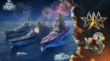 Подготовка к Новому году: погоня за крейсером Emden и «Туманным флотом»