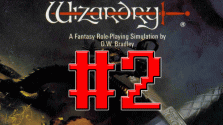 Прохождение Wizardry 6: Bane of the Cosmic Forge — 02