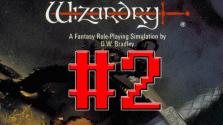 Прохождение Wizardry 6: Bane of the Cosmic Forge — 02
