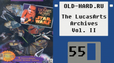Star Wars Collection [The LucasArts Archives Vol. 2] (Old-Hard 55)