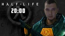 Half-Life — Ностальгический СТРИМ! Закончен!