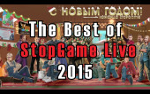 The Best of StopGame Live 2015 №1
