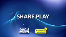 Ps4. Хроника SharePlay