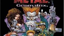 Бой с Heavy Metal Geomatrix:
