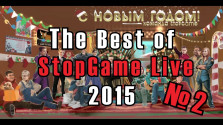 The Best of StopGame Live 2015 №2