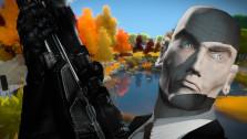 Steam Game Gaunlet- Hitman: БОМБУ СО СТОЛА [Экспресс-Запись] + The Witness