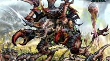 Существа, созданные убивать, или Тираниды вселенной Warhammer 40000
