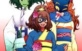 (Запись)Мстители общий Сбор часть вторая. Итоги последних событий комиксов марвел и не только [20.02.16/16:00]