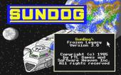 SunDog: Frozen Legacy — дедушка Космических рейнджеров