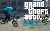 GTA 5: BMX — Трюкач от Бога