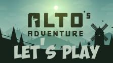 Alto's Adventure: красочный атмосферный раннер