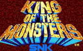 Бой с King Of The Monsters
