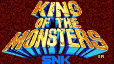 Бой с King Of The Monsters:
