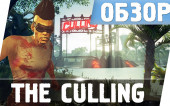 Обзор The Culling ● Battle Royale на топорах и саблях