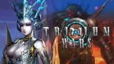 Trinium Wars — новейшая ММО для господ олдфагов.