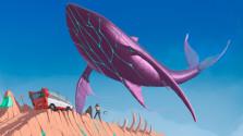 Весеннего рисовача пост… с китами