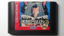 Home Alone — 2: Lost in New York (Sega Mega Drive).