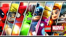 |ЗАПИСЬ|Кубик в кубике (Lego Marvel Super Heroes) 13.03