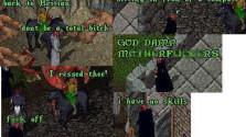Белана, Благородная Мародёрка (история троллинга длиною в пару лет из Ultima Online)