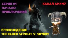 Прохождение The Elder Scrolls V: Skyrim!