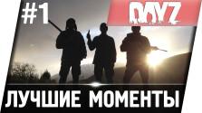 DayZ Standalone | Лучшие моменты #1 | CZ61 Skorpion vs AKM