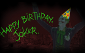 Batman: Happy Birthday, Joker! — Дань Уважения Batman the Animated Series.