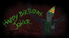 Batman: Happy Birthday, Joker! — Дань Уважения Batman the Animated Series.