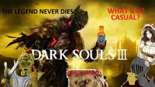 Dark Souls 3 — не опять, а снова.